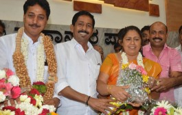 Jacintha Vijay Alfred New mayor of Mangalore