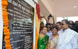 CM Siddaramaiah inaugurated  Mini Vidhana Soudha  in Puttur