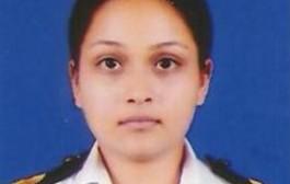 Dornier crash: Body of missing female officer found