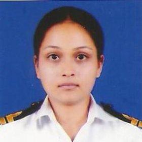 lieutenant Kiran Shekhawat