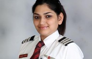 India's only woman Muslim pilot has a message to share
